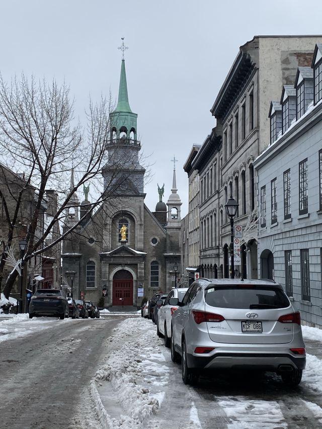 Notre-Dame-de-Bonsecours Chapel