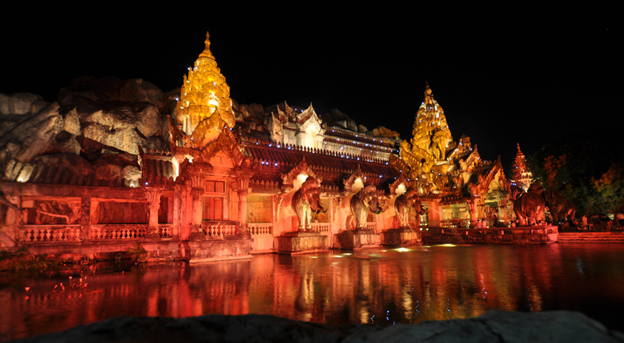 Top 8 Water and Theme Parks in Phuket