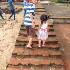 왓 로카야수타람 여행 사진