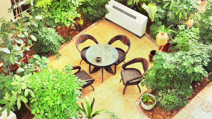 巴厘島溫泉會館