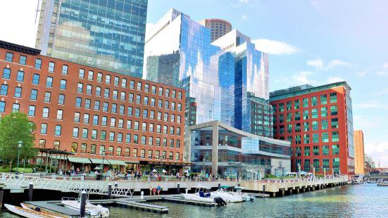 波士頓河濱景區