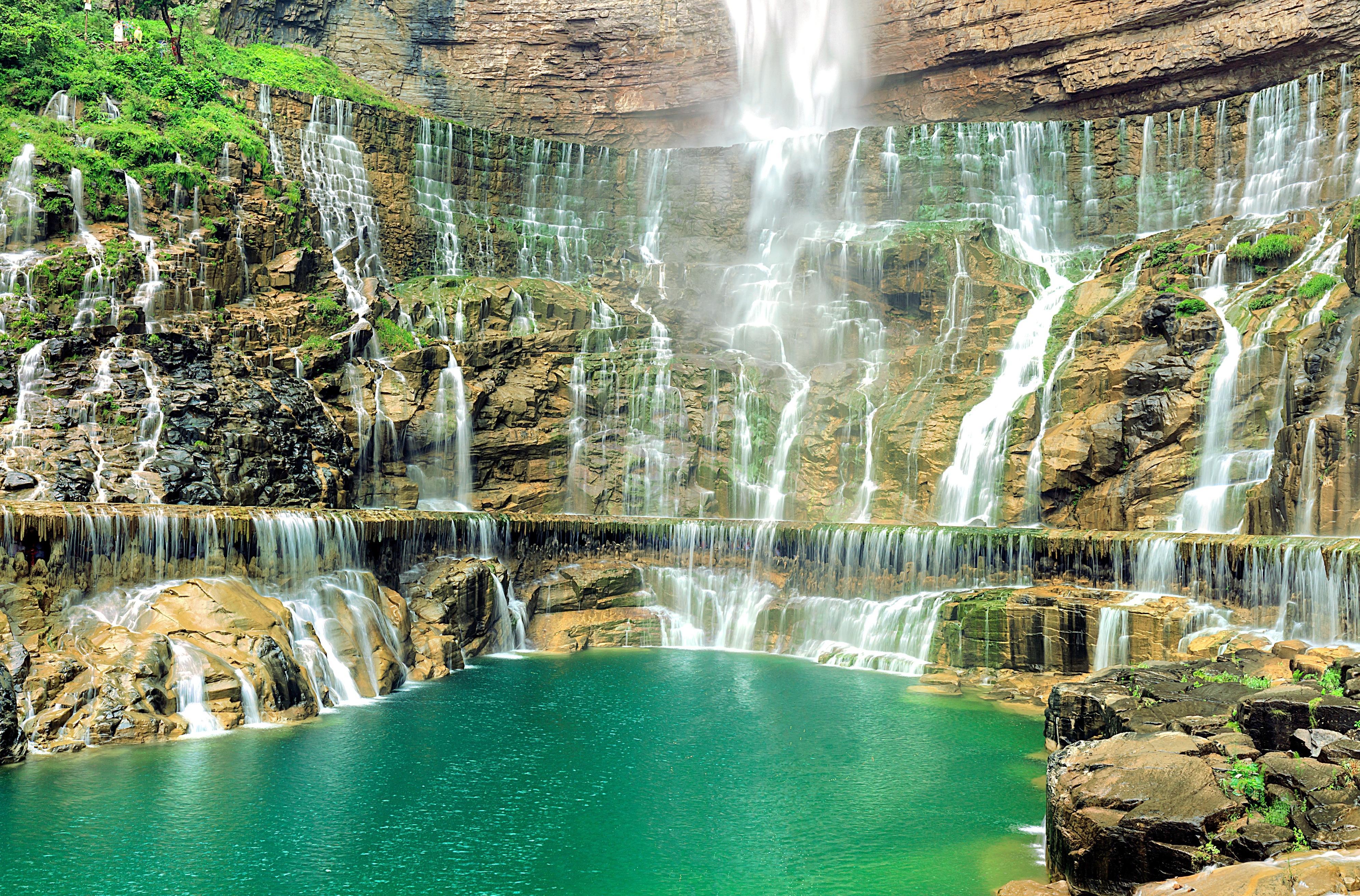 Baligouda Waterfall