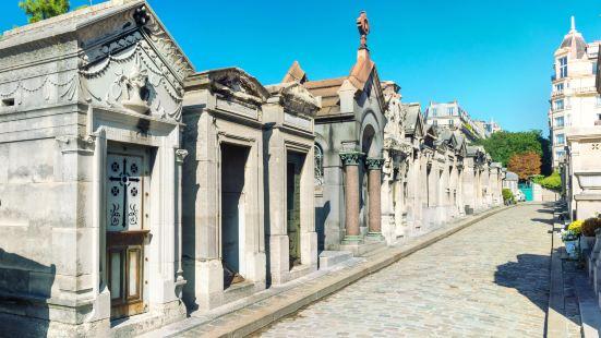蒙馬特墓園