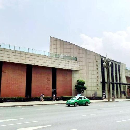 白鶴梁水下博物館