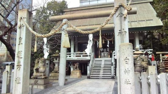 Shirakami Shrine