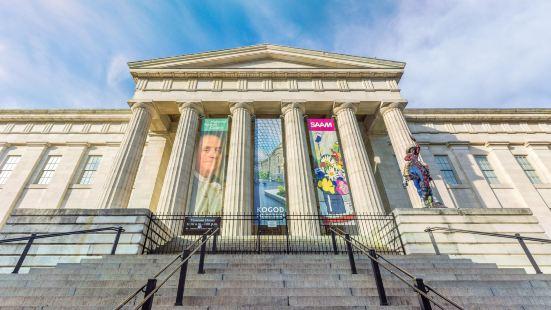 美國藝術博物館