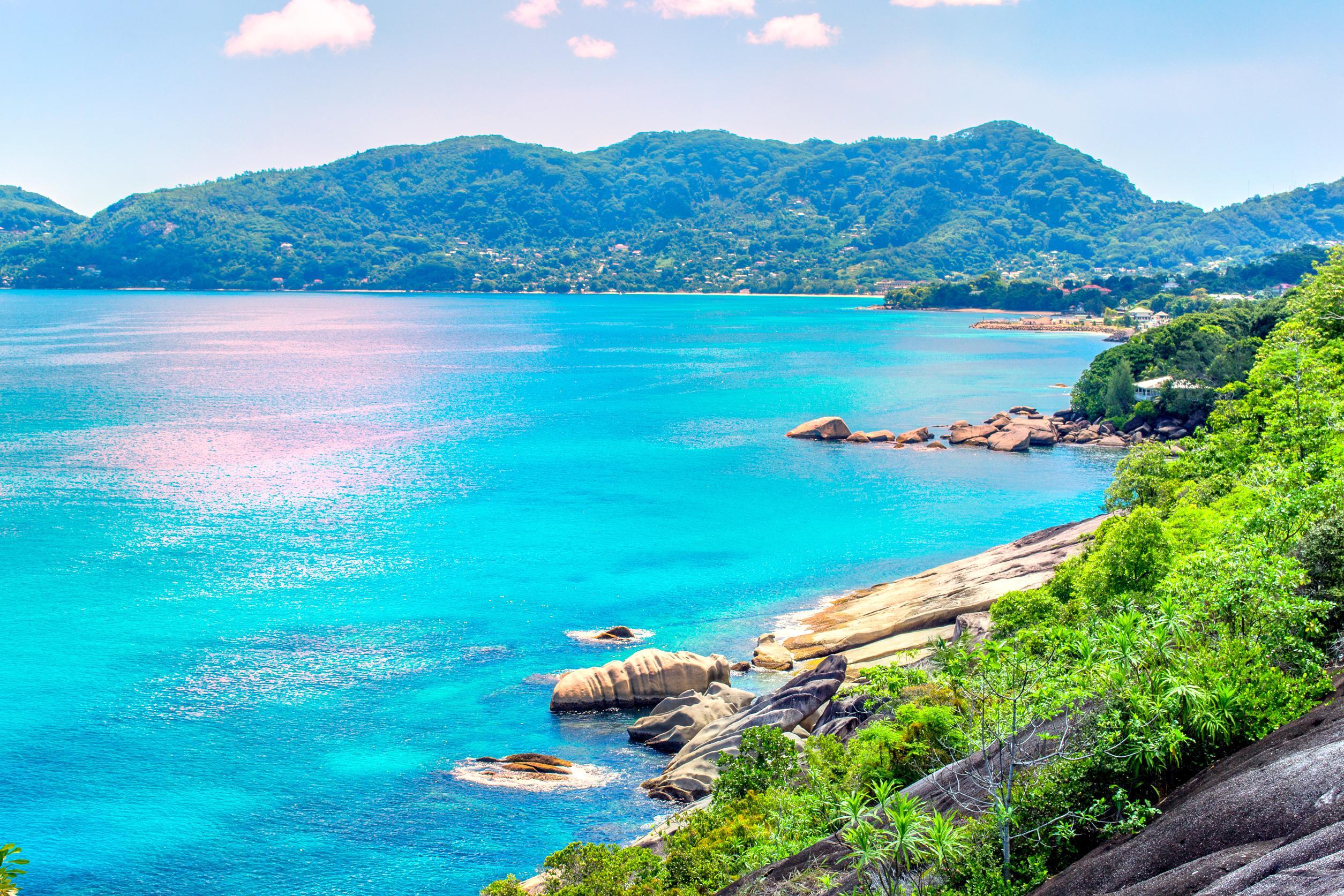 Morne Seychellois National Park