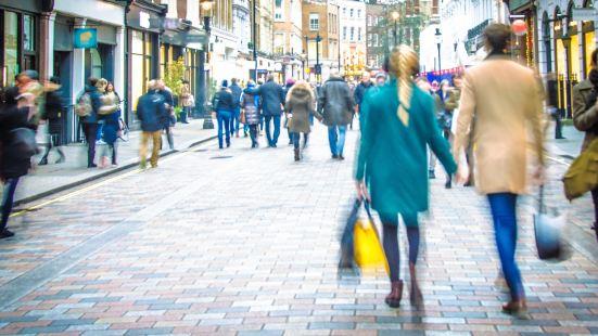 倫敦購物區