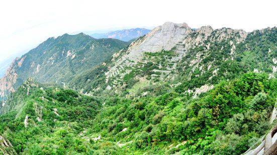 沂蒙山旅遊區龜蒙景區