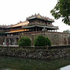 후에 왕궁 여행 사진