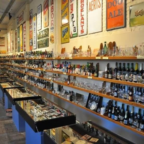 Museum of the Belgian Brewers