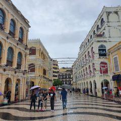 세나도 광장 여행 사진