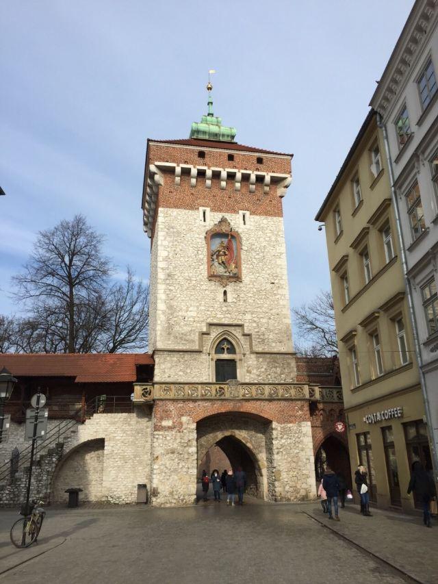 弗洛裡安城門