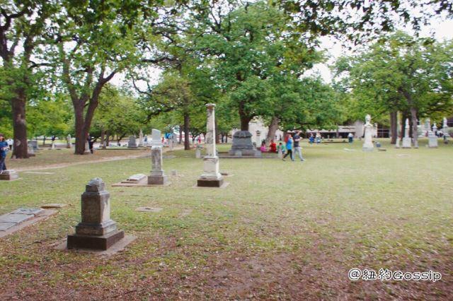 拓荒者墓地