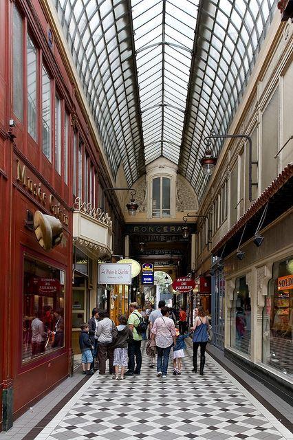 茹弗魯瓦廊街