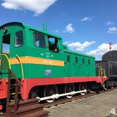 Brest Railway Museum User Photo