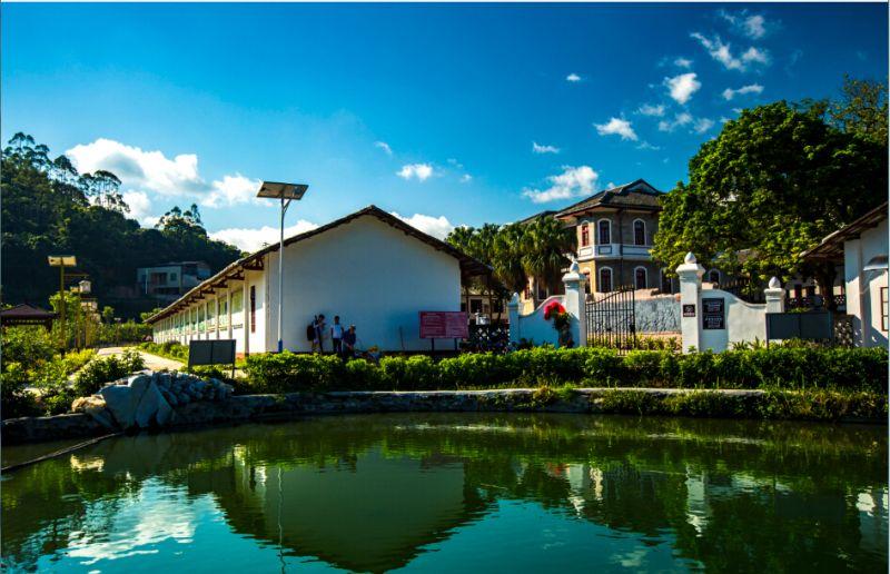 Kangrilieshi Memorial Hall