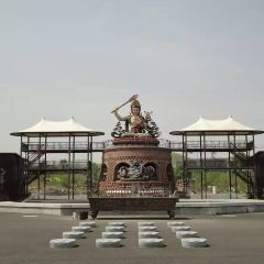 신비한 동방 보리세계 테마파크 여행 사진