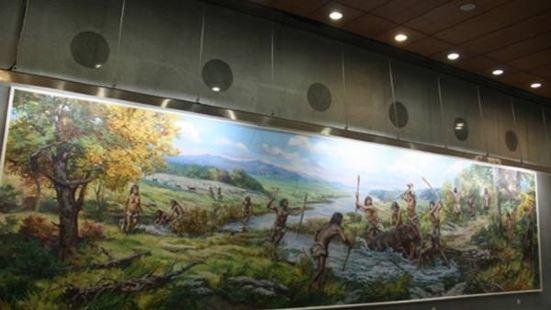 王府井舊石器晚期遺址博物館