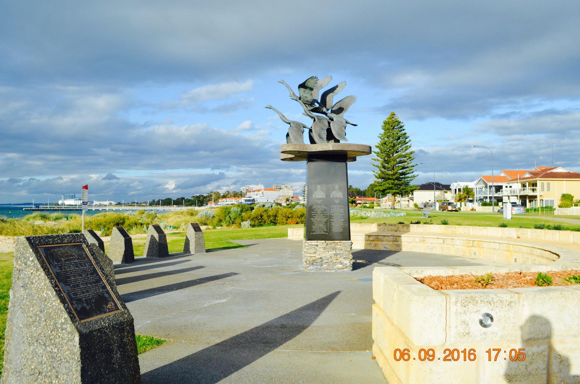 The Catalpa Memorial