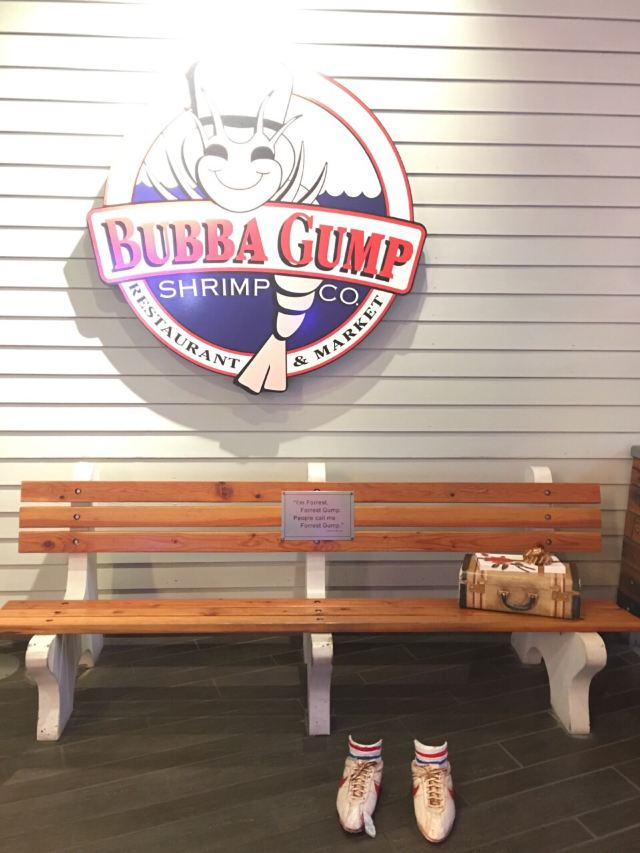 Bubba Gump Shrimp Co.(Hollywood,CA)