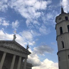Vilnius Cathedral Basilica of Sts Stanislaus and Vladislaus User Photo