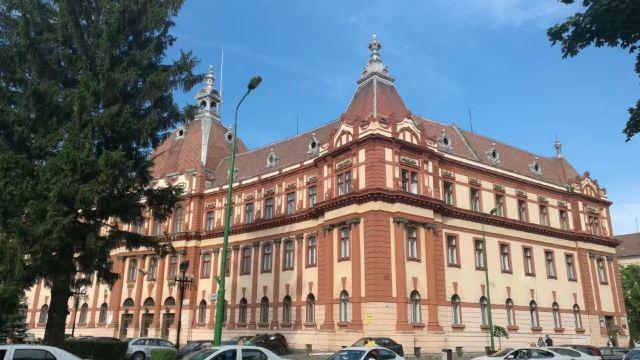 布拉索夫議會廣場