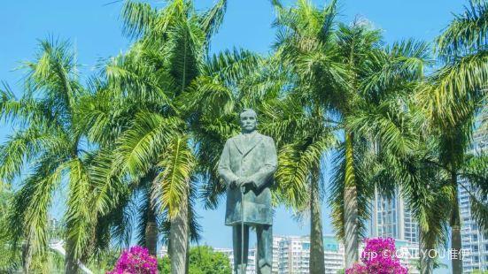孫中山塑像