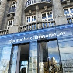 German Film Museum (Deutsches Filmmuseum) User Photo
