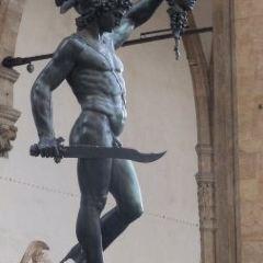 Perseus Statue User Photo