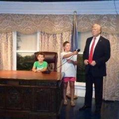 華盛頓杜莎夫人蠟像館用戶圖片