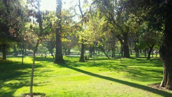 森林公园位于圣地牙哥市中心,是一座长条型的大型公园,里面有很