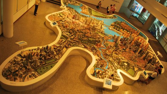 Becoming Singapore's Urban Planner