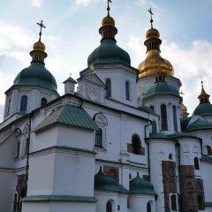 基輔聖索菲亞教堂用戶圖片