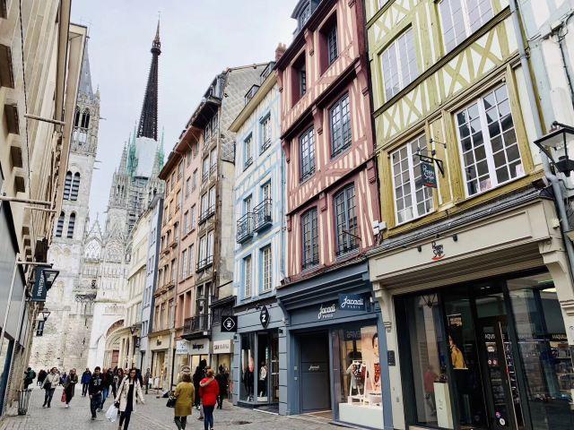 盧昂老城區