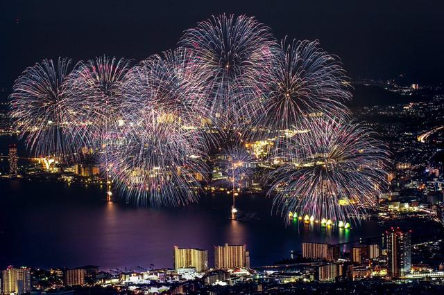 Summer Vacation Ideas in Japan: Fireworks Festival