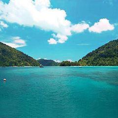 수린섬 여행 사진