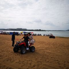 Double-Moon Bay Beach Motorcycle Experience User Photo
