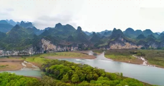 Lijiang River Scenic Area