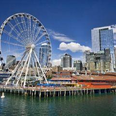 西雅圖摩天輪用戶圖片