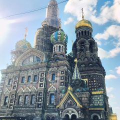 Compound Patriarch of Moscow and All Russia of Trinity Church in Ostankino User Photo