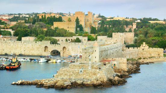 中世紀古城