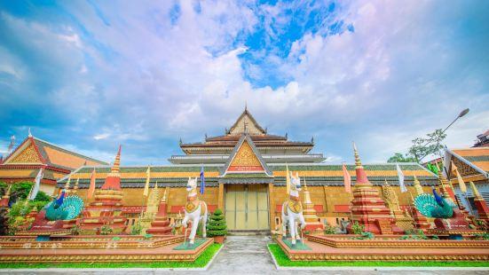 Wat Preah Prom Rath 寺廟