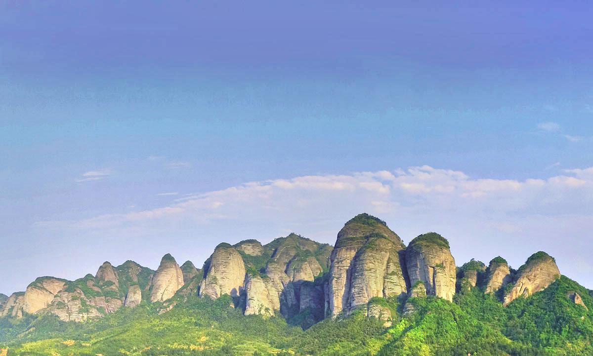 南武當旅遊景區