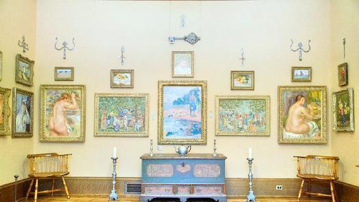 The Barnes Foundation Gallery