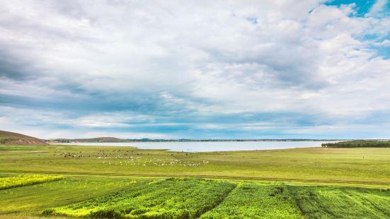 天鵝湖景區
