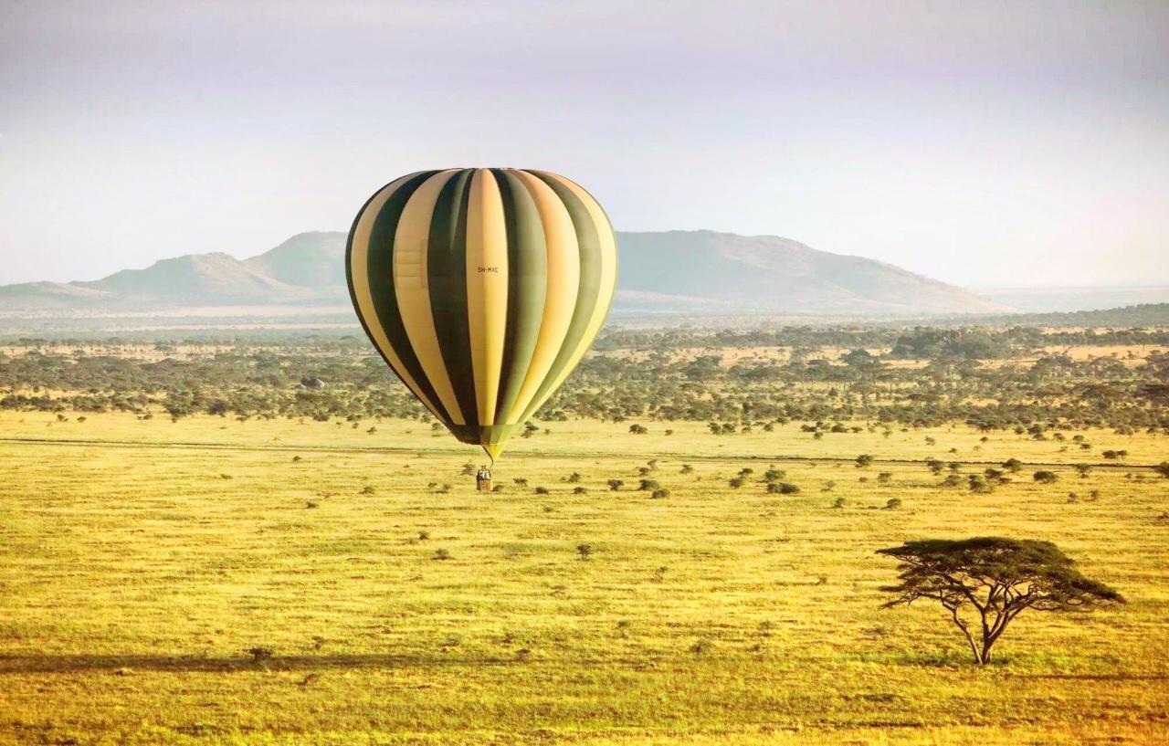 Ballon Safari Launch Site