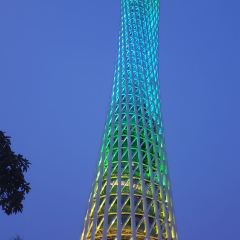 Guangzhou Tower Pier Night Tour User Photo