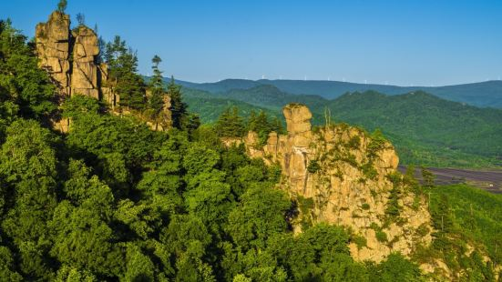 仙翁山國家森林公園