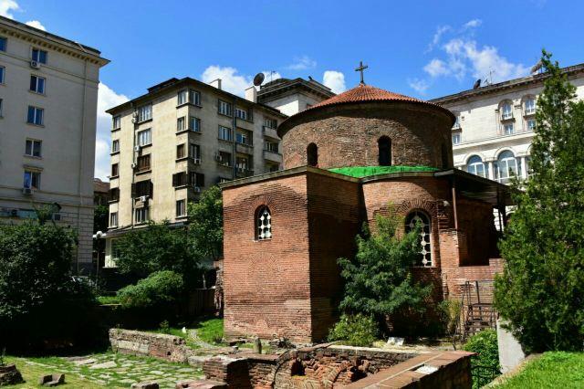 索菲婭聖喬治教堂